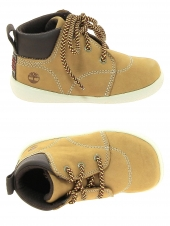 e69feae622b Bottillons timberland jaune tree sprout lace chaussures pour bebe garcon  timberland